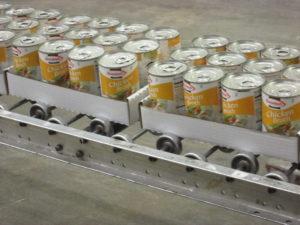 the Manischewitz factory's chicken soup stock