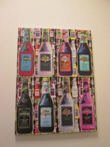 Manischewitz wine art