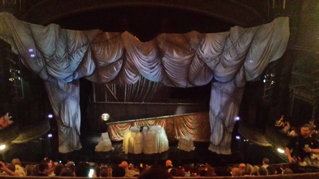 is phantom of the opera appropriate for kids?