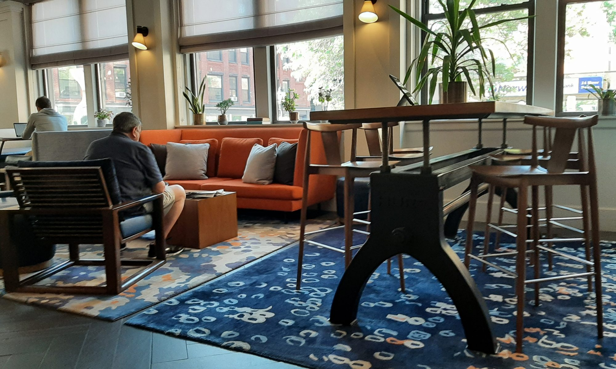 review press hotel